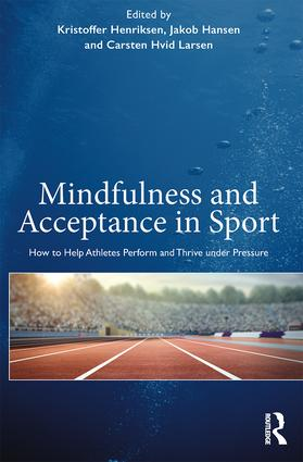 mindfulness and acceptance in sport